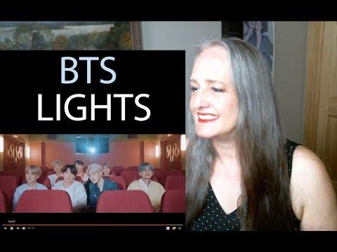 Voice Teacher Reaction To BTS  Lights