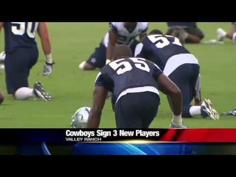 Cowboys Add OG Brian Waters