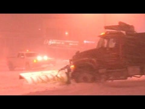 Monster Blizzard: Northeast Braces for 2 plus Feet of Snow