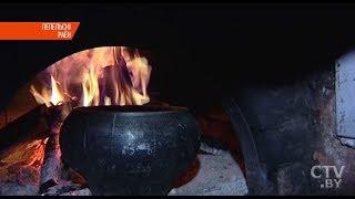 Клецки «с душами» по старинному рецепту готовят в Лепельском районе