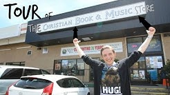 Touring the Christian Book Store – Victoria BC
