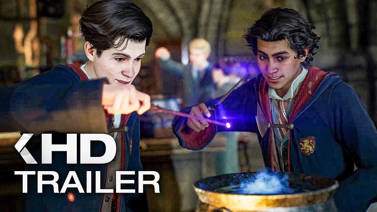 Harry Potter Hogwarts Legacy Trailer German Deutsch 2021 Youtube