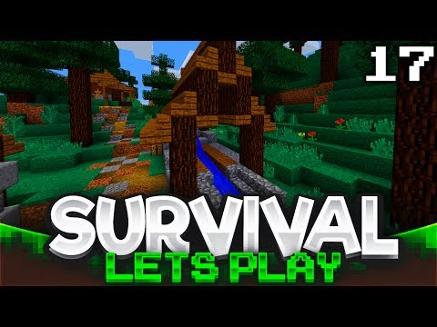 Lumber Yard | Minecraft 1.12 Survival Let's Play | Episode 17