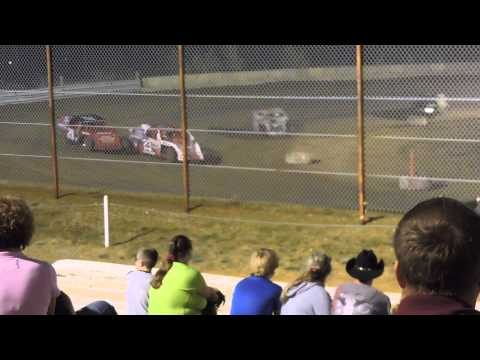 USRA Modified Feature Nevada Speedway 8-30-14