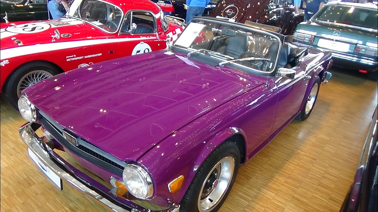25 Years In The Barn: 1973 Triumph TR6