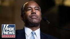 HUD Secretary Carson under pressure for decor spending