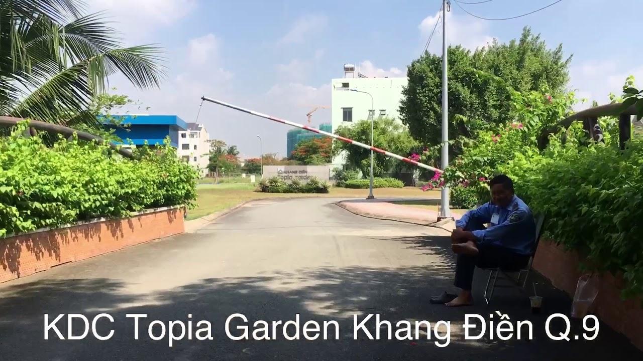 Khu Dân Cư Topia Garden Khang Điền Quận 9
