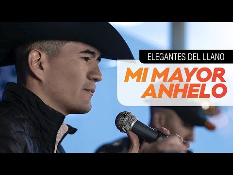 El Chino Del Rancho - Mi Mayor Anhelo   [El Poder De La Música]