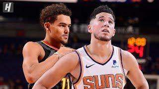 Atlanta Hawks vs Phoenix Suns - Full Game Highlights   November 14, 2019   2019-20 NBA Season