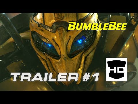 Transformers BUMBLEBEE Movie Trailer #1 Stereo Mix H264 HD
