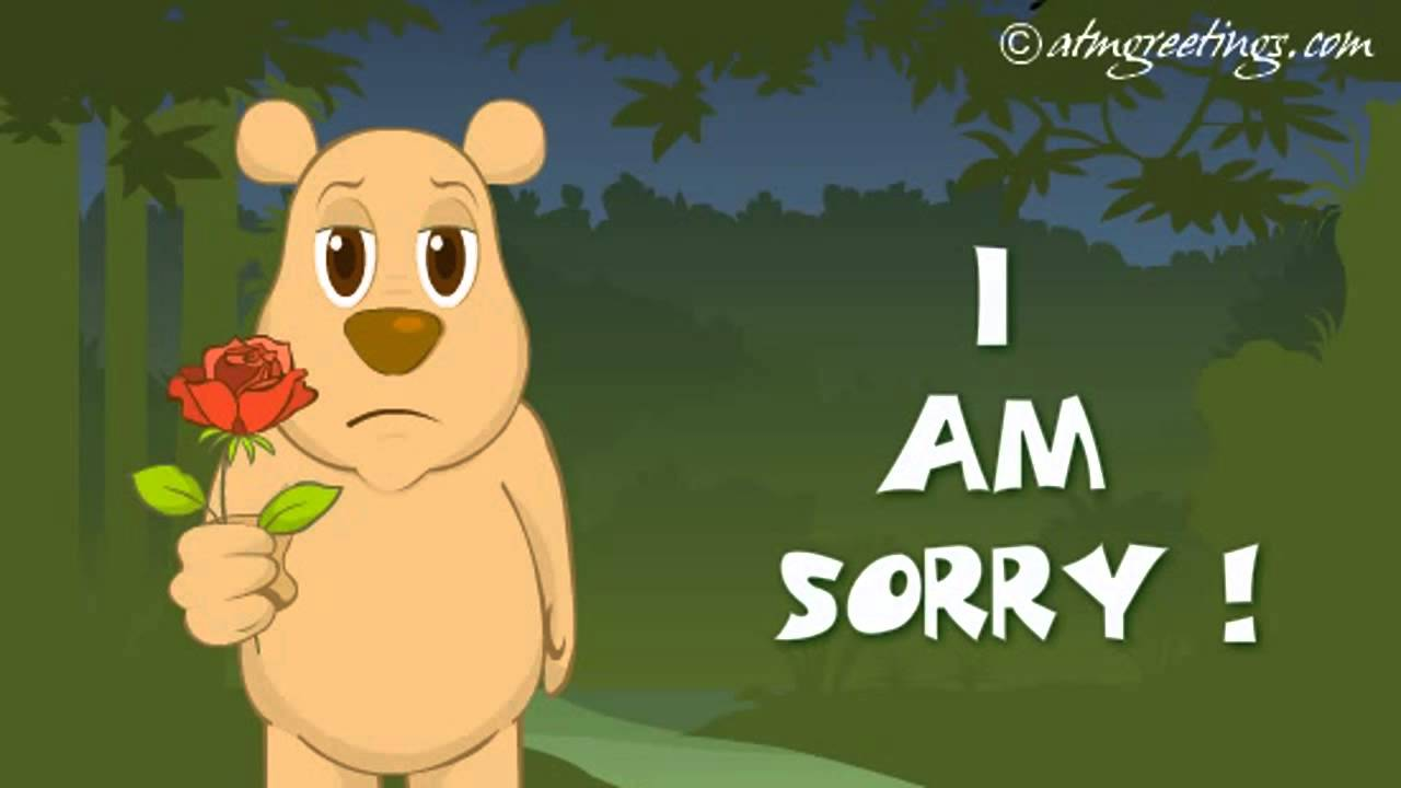 Sorry Apology Love Ecards Greetings Messages Video 08