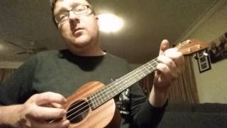 Candle On The Water Uke Cover
