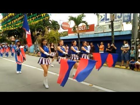 Dasma Town Fiesta 2017 - Marching  Band Parade