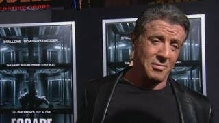 Escape Plan premiere: How Strong is Schwarzenegger really? Sylvester Stallone reveals all