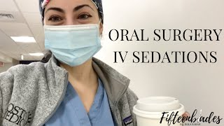 Anesthesia: IV Sedations | VLOG: Day in the Life of a Surgery Resident