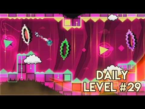 DAILY LEVEL #29 | Geometry Dash 2.1 -
