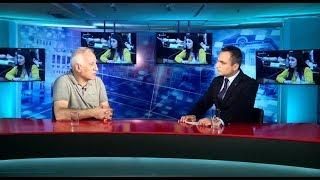 «Սանիտեկ»-ը շանտաժ, սաբոտաժ է անում․ Վահագն Խաչատրյան   Հարցազրույց Կարլեն Ասլանյանի հետ
