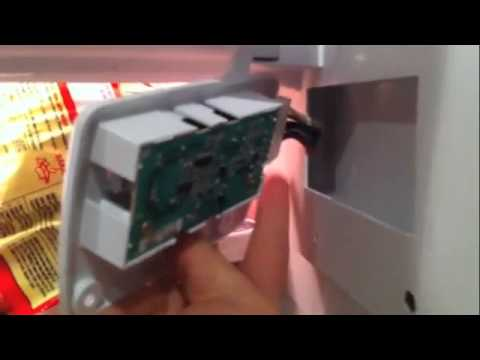 Kenmore Refrigerator Repair >> KITCHEN AID / WHIRLPOOL / KENMORE INFRARED ICEMAKER REPAIR - YouTube