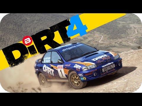 DIRT 4 Gameplay - FREEPLAY CHAMPIONSHIP w/ Ferrari F430 Wheel #1 Let's Play Dirt 4 Rally PC