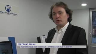CPAM : un nouvel accueil à Versailles