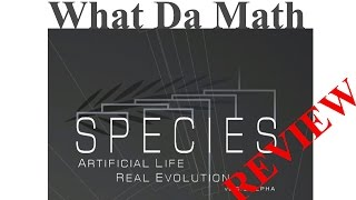 Species ALRE - review - GAMES IN EDUCATION (Biology)