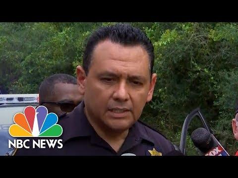 Harris County Sheriff Confirms Six People Found Dead Inside Van | NBC News