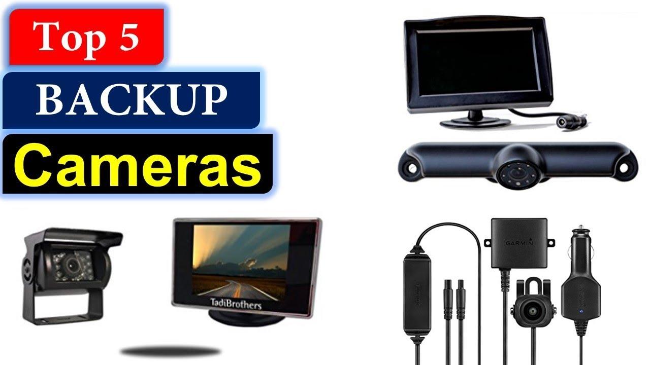 Top 5 Wireless Backup Cameras 2018 || Best Wireless Backup Cameras ...