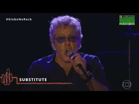 The Who no Rock in Rio 23/09/2017