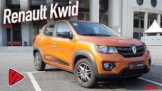 Avaliação Renault Kwid 1.0 Intense  | Canal Top Speed