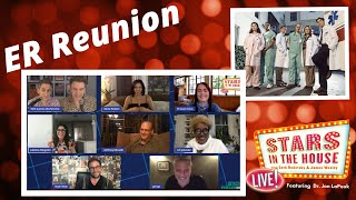 ER reunion - Stars in the House 4/22/21 8pm ET