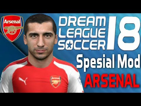 Download Dream League Soccer 2018 mod Arsenal | New Update Unlimited Coin Mp3