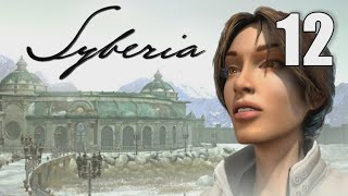 BARGE TOWS TRAIN LONG MAMMOTH LECTURE - Syberia Walkthrough [12] w/YourGibs - Part 12