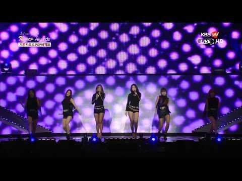 140212 Sistar19 - Gone Not Around Any Longer @ Gaon Chart K-pop Awards [1080P]
