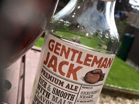 #38 | ASDA Gentleman Jack Premium Ale | Sheperd Neame |