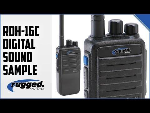 IMSA Single Seat Kit with Digital 16-Channel Handheld Radio