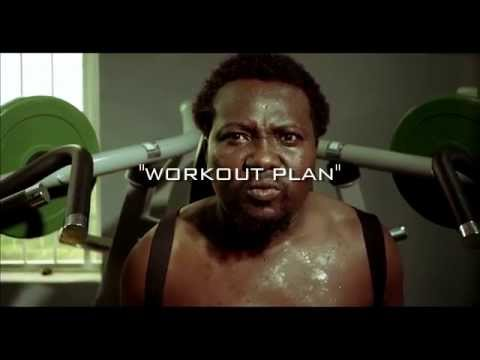 The Adventures of Mr Patrick – Workout Plan