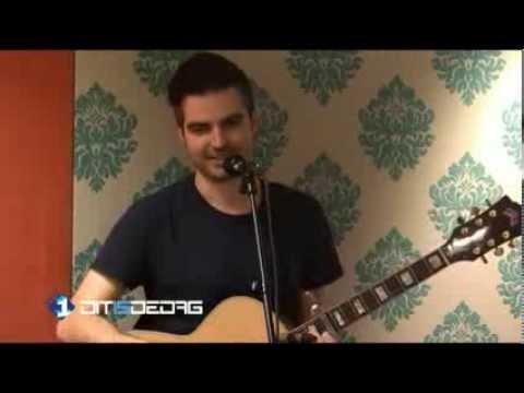The Boxer Rebellion   Diamonds live   interview + acoustic version, Radio 1, Dit is de Dag, 6.8.13