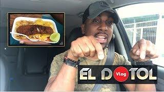 Lugares Exóticos Para Comer en Santo Domingo || El Dotol Nastra