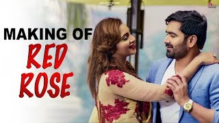 Making of Valentine Rose | Vicky Kajla, Arshi Khan | New Love Song 2019 | Ansh Motion Pictures