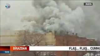 AVM' de Yangın:64 Ölü!
