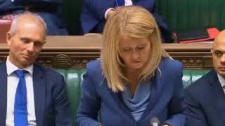 Esther McVey apologises for  Misleading parliament (Eva MCVILE)