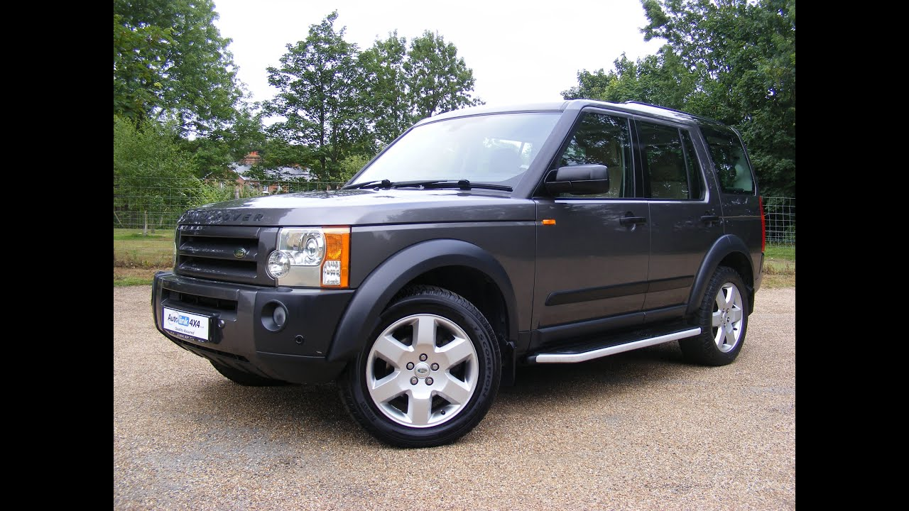 2005 land rover discovery 3 hse for sale in tonbridge. Black Bedroom Furniture Sets. Home Design Ideas