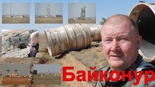 «Космодром Байконур» Запретная зона Нелегально по Космодрому Байконур  Urbanturizm  Badger3299