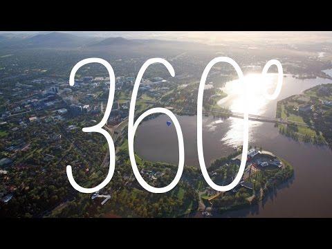 360: Canberra, Australian Capital Territory, Australia