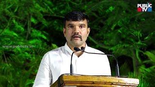 ಬದುಕು ವ್ಯರ್ಥ ಮಾಡದೆ ಸಮಯ ಅರ್ಥ ಮಾಡಿಕೊಂಡು ಬದುಕಬೇಕು..! Ravi Channannavar's Speech At Koppal