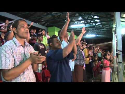 Jesus Loves Samoa Crusade 2015