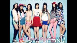 [MP3 DOWNLOAD] A Pink- 몰라요 (I Don
