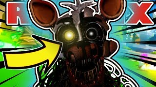 Becoming Molten Foxy and Toy Chica in Roblox Rockstar Assemble RP