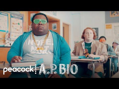 A.P. Bio - Episode 1: No One Likes a Surprise Rap (Highlight)