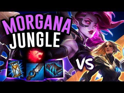 DOES MORGANA JUNGLE BEAT KAYLE JUNGLE?! - Off Meta Monday - League of Legends thumbnail